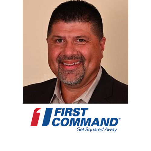 First Command. Darren Pedroza